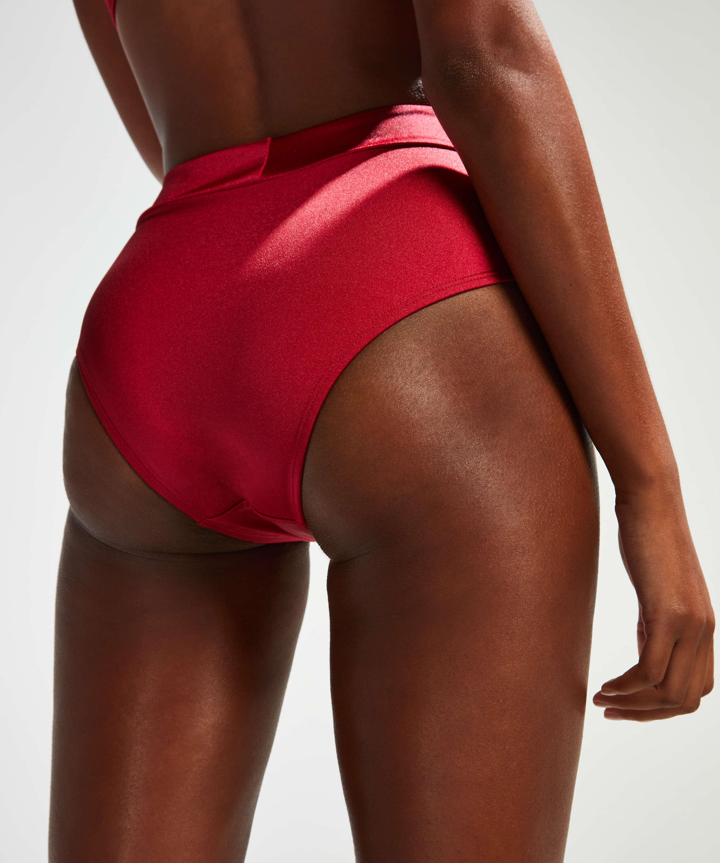 Høj bikinitrusse Lola, rød, main