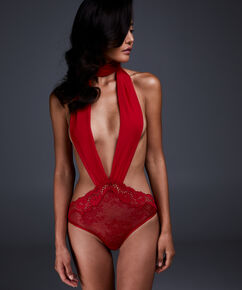 Seiren body, rød