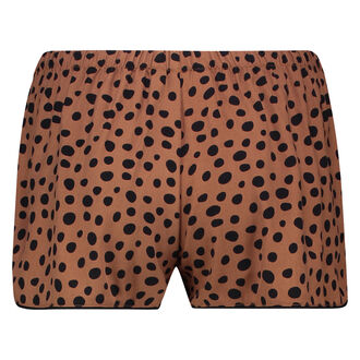 Pyjamas-shorts, Brown