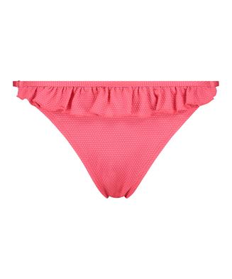 Tanga  bikinitrusse Ruffle Dreams, pink