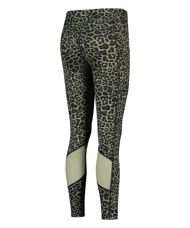 HKMX Oh My Squat-leggings med høj talje, grøn, main
