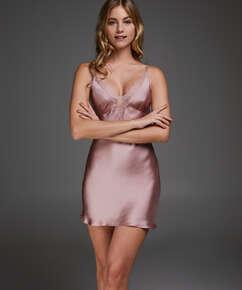 Natkjole Satin Lily, pink
