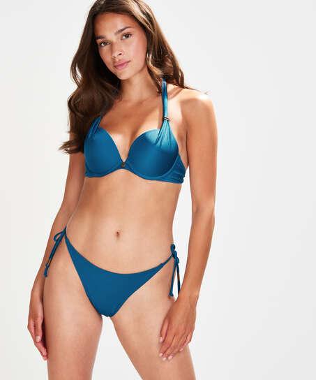 G-streng bikinitrusse Sunset Dream, blå
