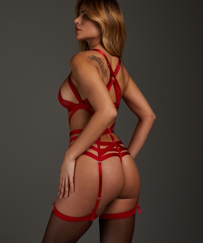 Body Iveresse, rød, main