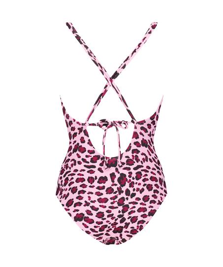 Badedragt Mirage, pink