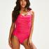 Badedragt Luxe, pink