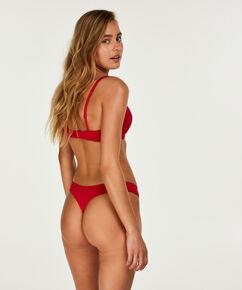 Maya g-streng, rød