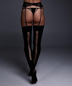 Private corsetry strømpebukser 50 denier, sort