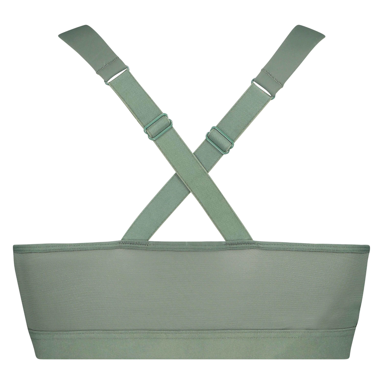 HKMX Sport bh The Pro Level 3, grøn, main