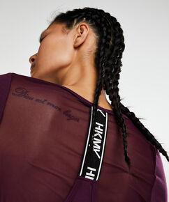 HKMX Mesh sportsshirt, lilla