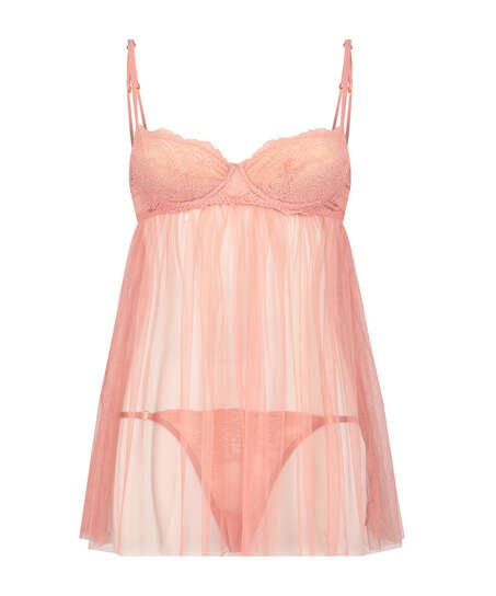 Babydoll Emily, pink