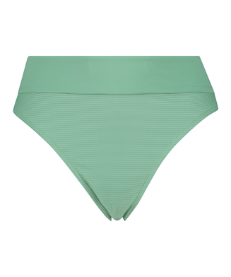 Høj bikinitrusse Sienna, grøn