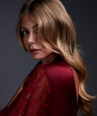 Jennifer kimono, rød