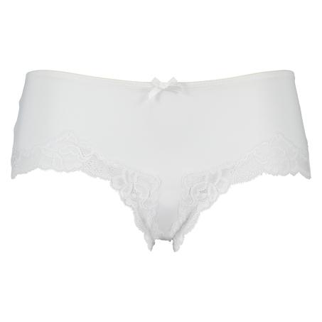 Secret Lace trusse, hvid