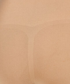 Opstrammende højtaljet trusse - Level 2, tan