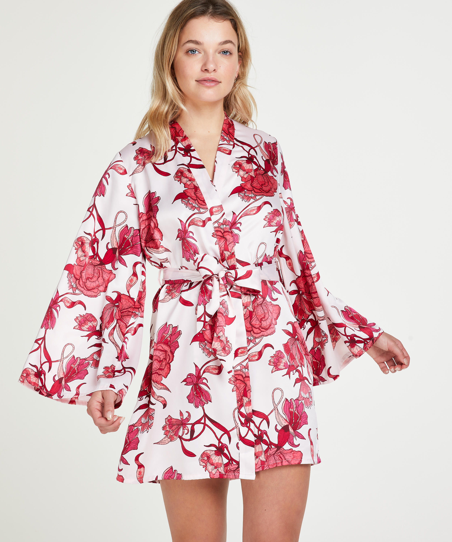 Kimono Zinnia, pink, main