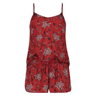Shorts vævet, rød