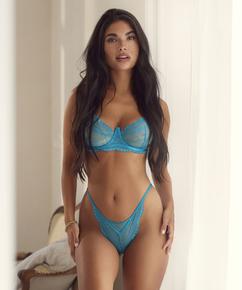 G-streng Isabelle, blå