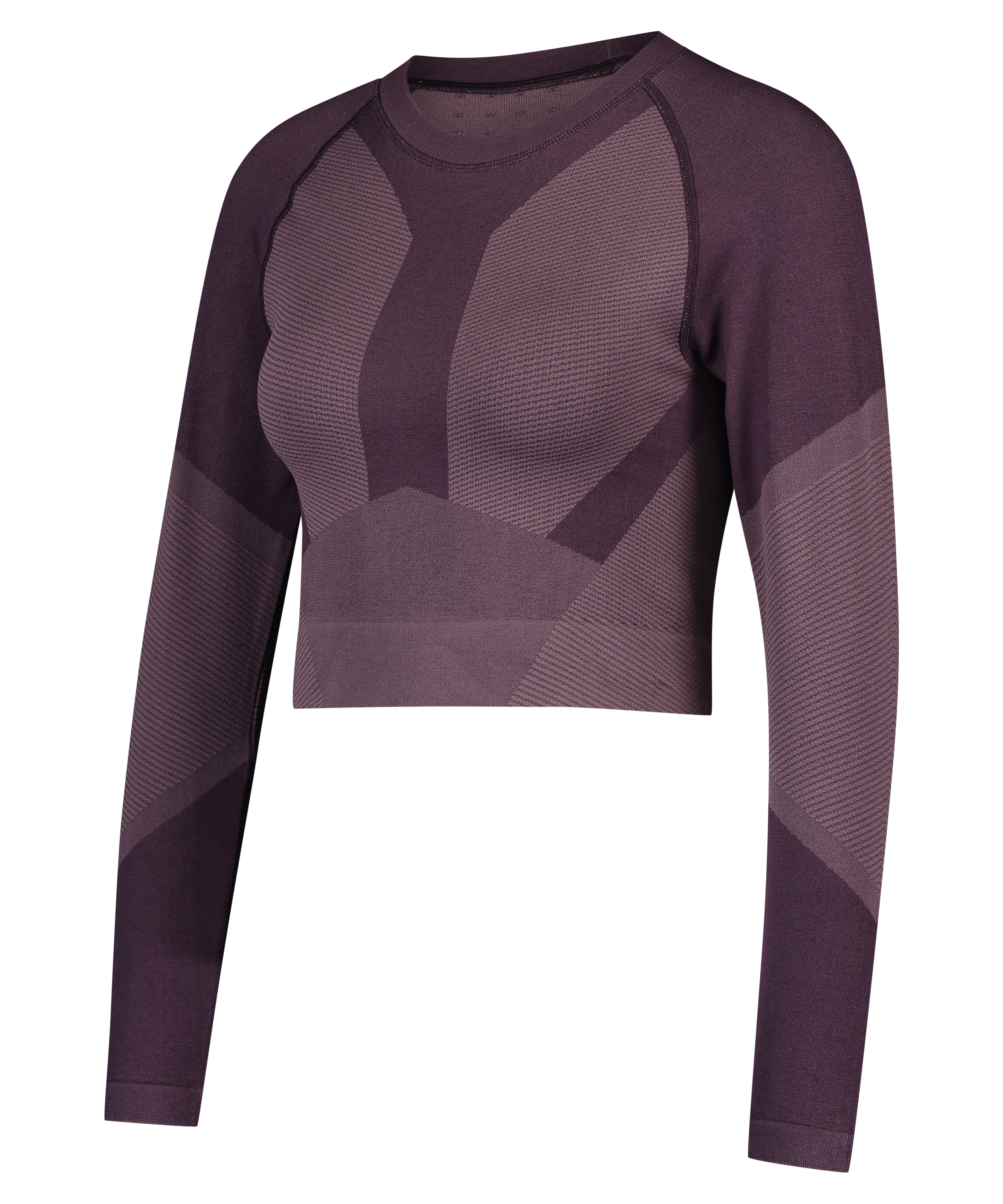 HKMX The Motion Crop Top, lilla, main