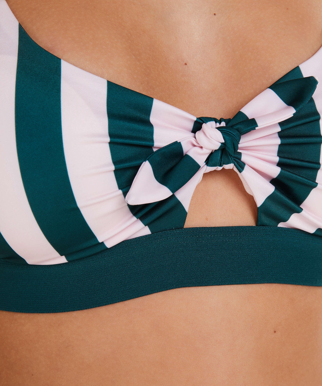 Croptop Santa Rosa bikini, grøn, main