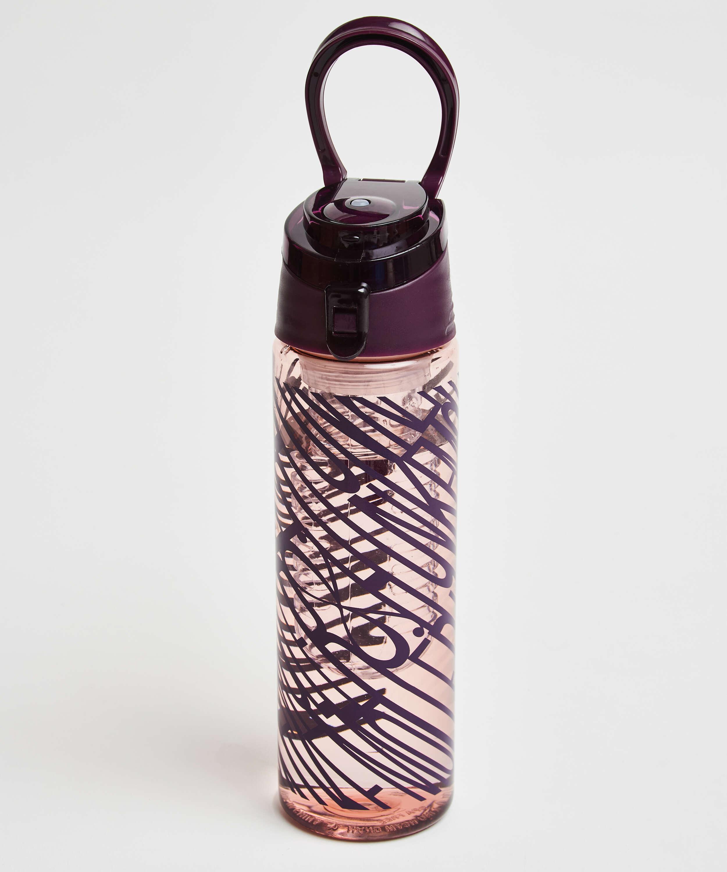 Vandflaske, lilla, main