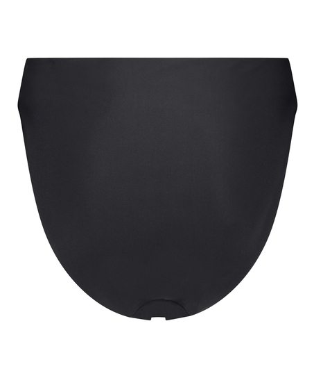 Højt udskåret bikinitrusse Black HKM x NA-KD, sort