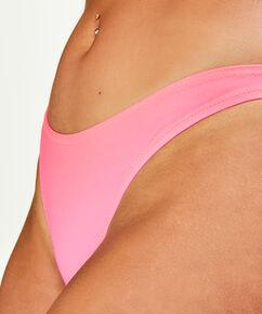 HKMX lav cheeky bikinitrusse, pink