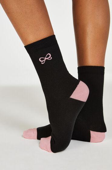 Hunkemöller 2 par sokker Bow