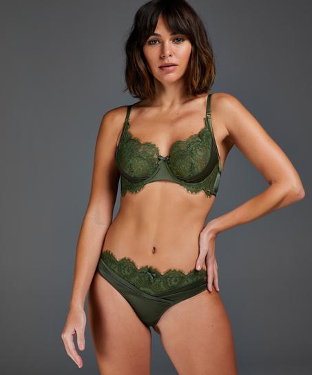 G-streng Hannako, grøn