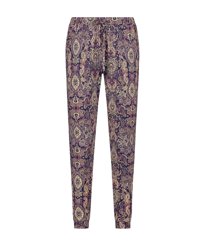 Petite pyjamasbukser Multi Paisley for 239.99DKK