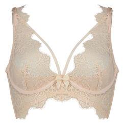 Marilee ikke-formstøbt bøjle-bh, pink