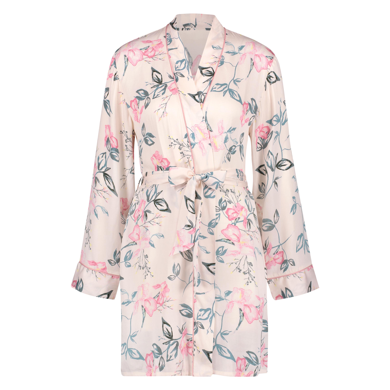 Kimono Woven, Beige, main