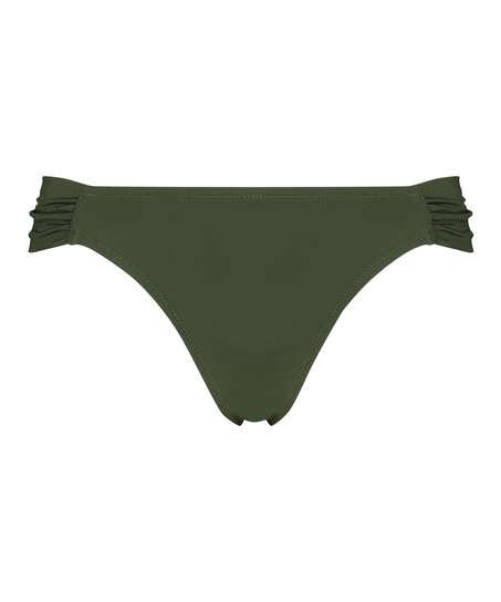 Luxe Rio bikinishorts, grøn