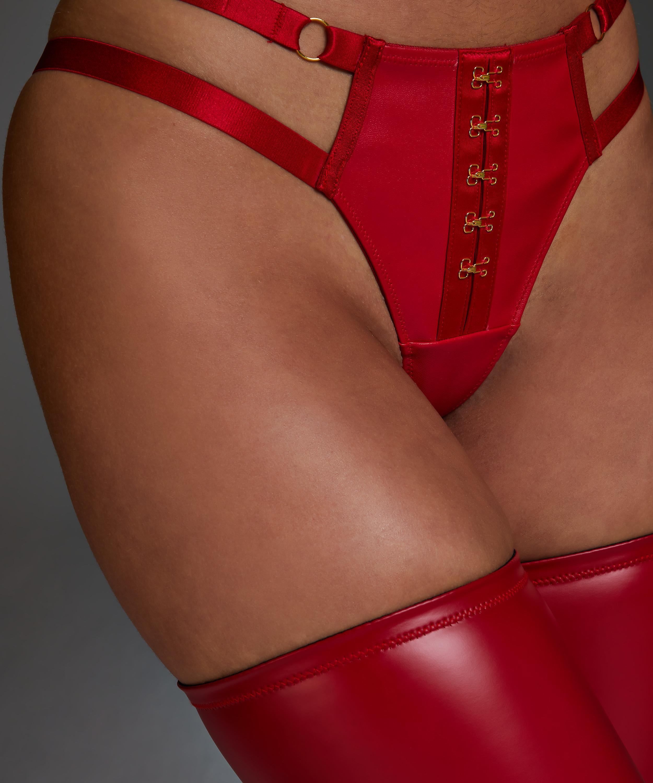 G-streng Vicky, rød, main