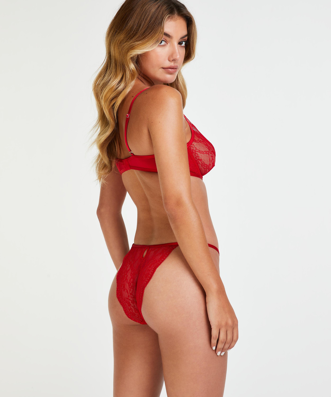 Brasiliansk Isabelle, rød, main