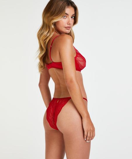 Brasiliansk Isabelle, rød