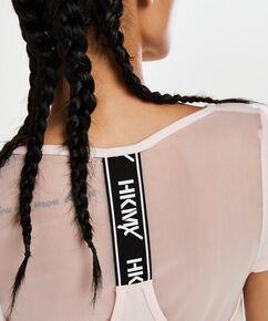 HKMX Mesh sportsshirt, pink