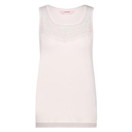 Jersey singlet, pink