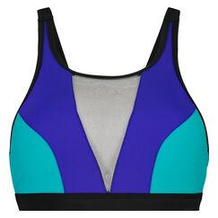 HKMX Mesh bikinitop, blå