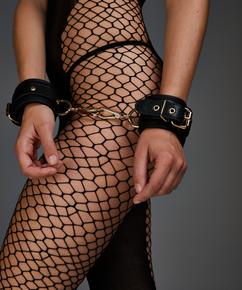 Håndjern Snake , sort