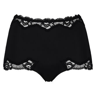 Secret Lace shorts, sort