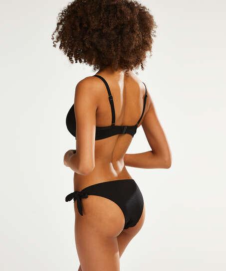 Fræk bikinitrusse Scallop Goddess, sort