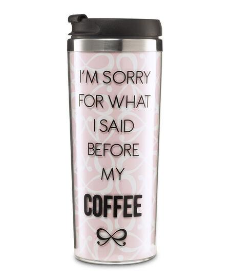 Kaffekrus, pink