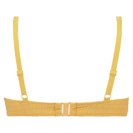 Bikini Croptop Goldenrod, gul