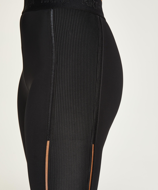HKMX sportlegging med høj talje Zenna, sort, main