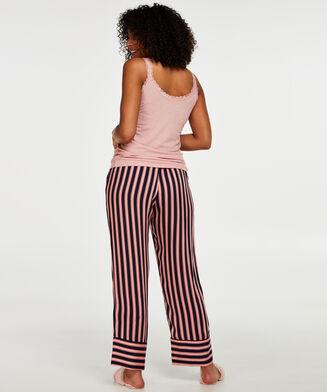 Wowen pants, pink