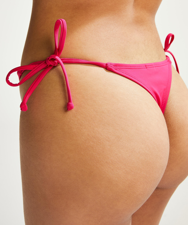 G-streng-bikinitrusse Luxe, pink, main