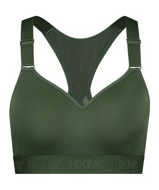 HKMX Sport bh The All Star Level 2, grøn