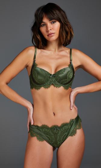 Brasiliansk trusse Hannako, grøn