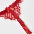 Suspender cuffs, rød